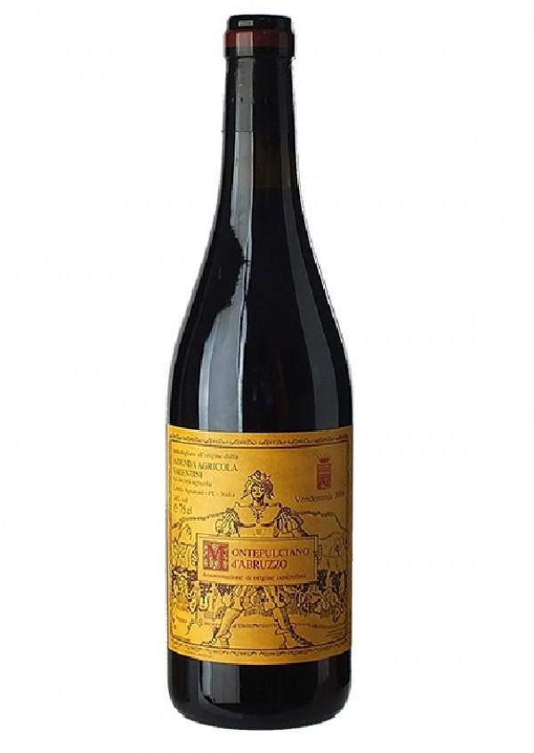 Valentini Montepulciano d Abruzzo 2002, bottiglia 750 ml Valentini, 2002