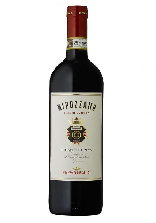 Frescobaldi, Nipozzano Vecchie Viti 2015, bottiglia 750 ml Frescobaldi, 2015