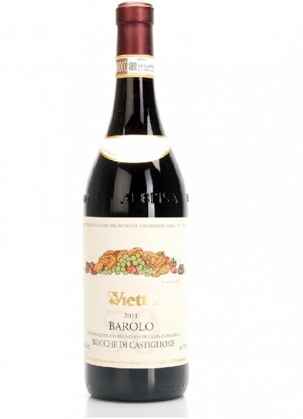 Vietti Barolo Rocche di Castiglione 2012, bottiglia 750 ml Vietti, 2012