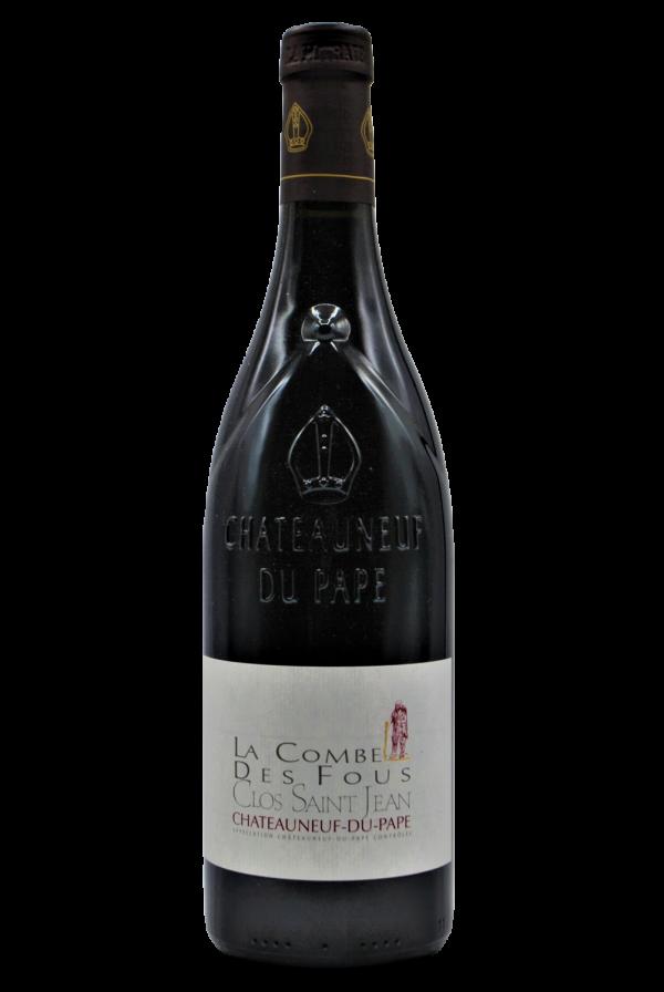 Clos st. Jean, Chateauneuf du Pape, La Combe Des Fous 2015