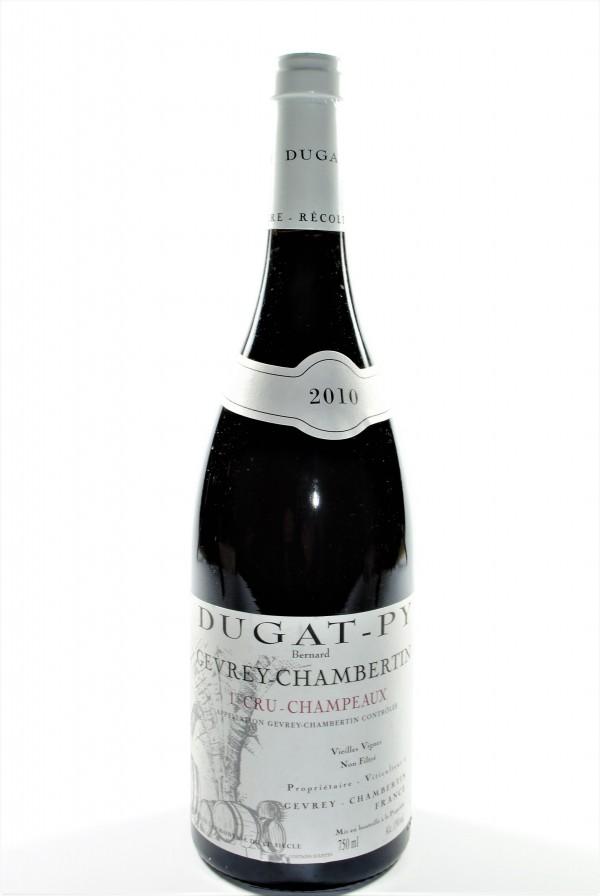 Domaine Dugat Py, Gevrey Chambertin Champeaux 1er Cru 2010