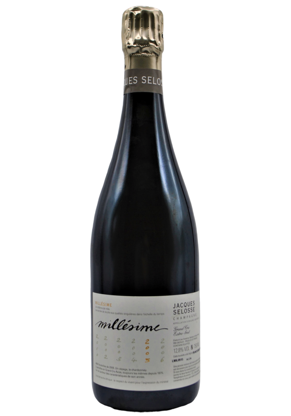 Champagne Selosse, Millésime 2009