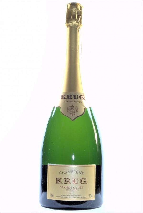 Champagne Krug, Clos Du Mesnil 2002