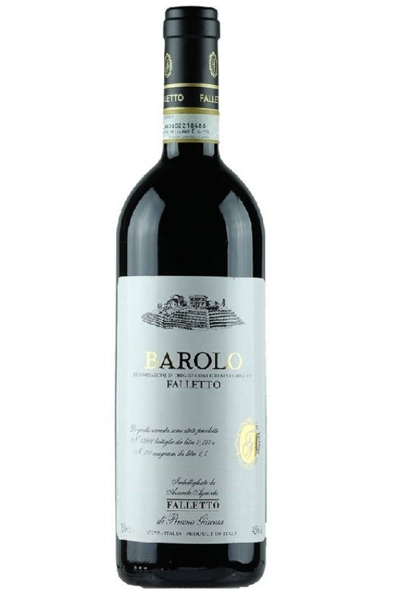 Bruno Giacosa, Barolo Falletto 2016