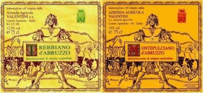 Degustazione Azienda agricola Valentini
