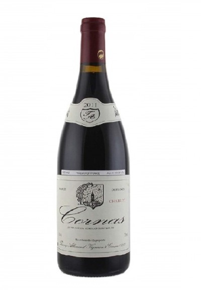 Thierry Allemand, Cornas Chaillots 2016