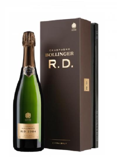 Champagne Bollinger, R.D. 2004 Extra Brut, Box