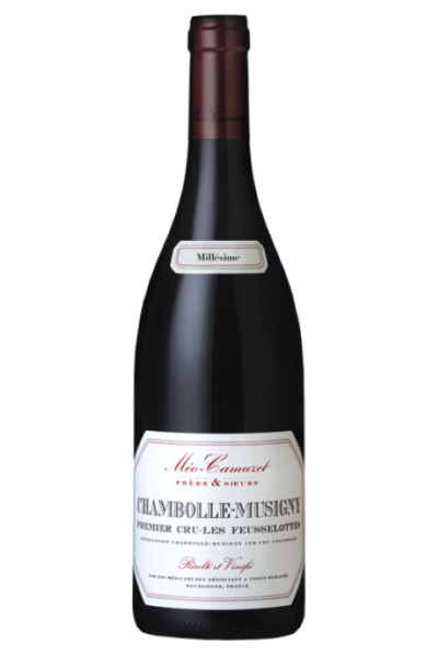 """Meo Camuzet, Chambolle Musigny 1er Cru """"Les Feusselottes"""" 2015"""
