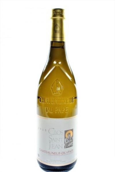 Clos st. Jean, Chateauneuf du Pape Blanc 2015