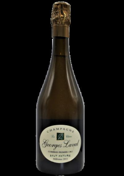 Champagne Laval, Brut Nature, Les Chenes 2011
