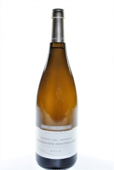 Domaine Bruno Collin, Chassagne Montrachet Morgeot 2010