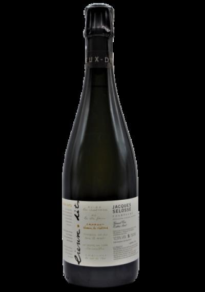Champagne Selosse, Chemin de Chalons, Blanc de Blancs, Grand Cru