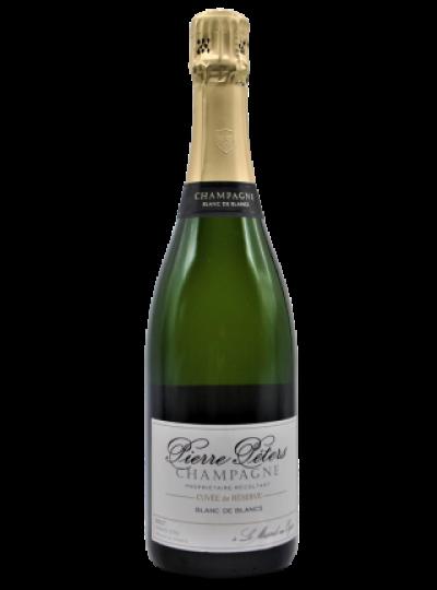 Champagne Pierre Peters Brut Cuvee De  Reserve Magnum