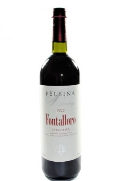 Felsina, Fontalloro Toscana IGT 2010