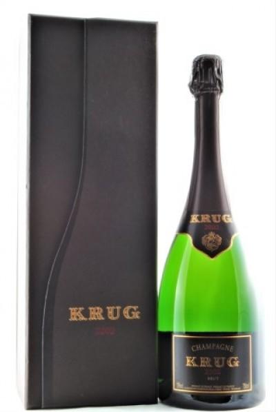 Champagne Krug, Vintage Brut 2002