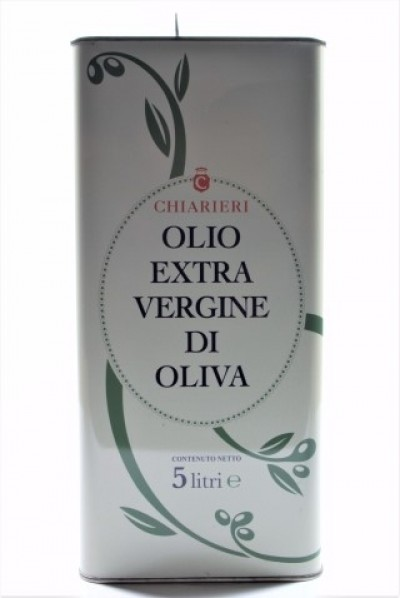 Chiarieri Olio d'Oliva Extra Vergine Aprutino Pescarese 3 L