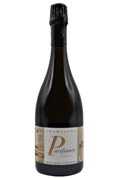 Champagne Franck Pascal, Pacifiance, Brut Nature