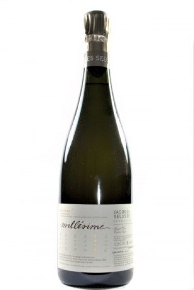 Champagne Selosse, Millésime 2005