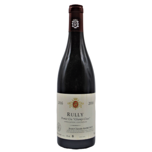 Domaine Ramonet, Rully Champs Cloux Rouge 2016