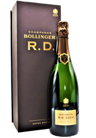 Champagne Bollinger, R.D. 2004 Extra Brut, Box