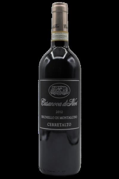 Casanova di Neri, Brunello di Montalcino Cerretalto Magnum 2015