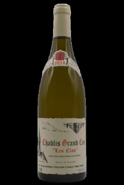 Dauvissat, Chablis Les Clos Grand Cru 2018
