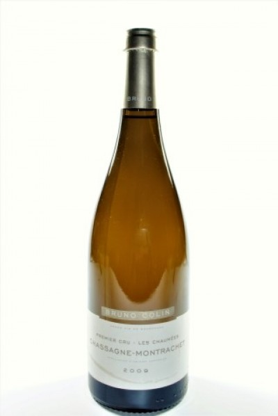 Domaine Bruno Colin, Chassagne Montrachet Chaumees 2009