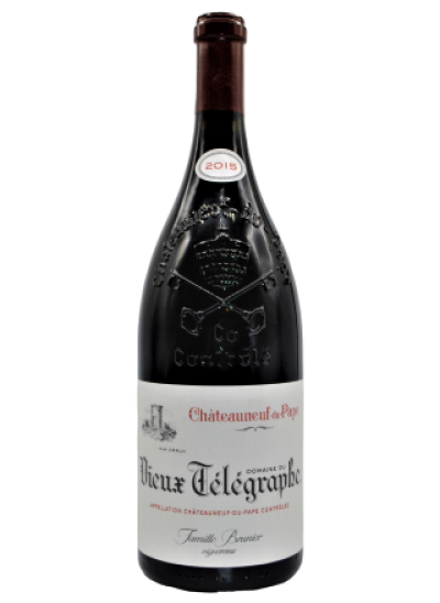 Vieux Telegraphe, Châteauneuf du Pape Rouge « la Crau »  2015