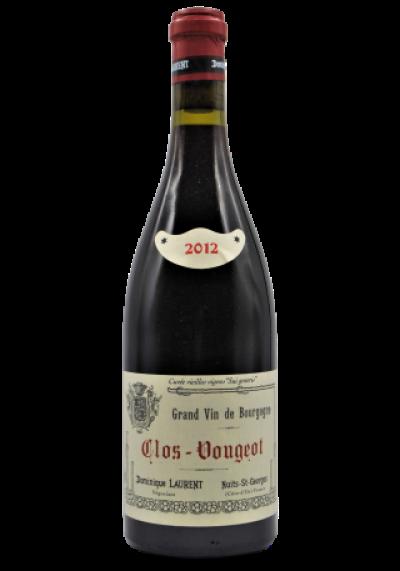 Dominique Laurent, Clos Vougeot Vieilles Vignes G.C. 2012