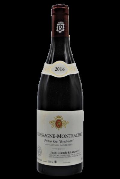 Domaine Ramonet, Chassagne Montrachet Clos de la Boudriotte Rouge 2016