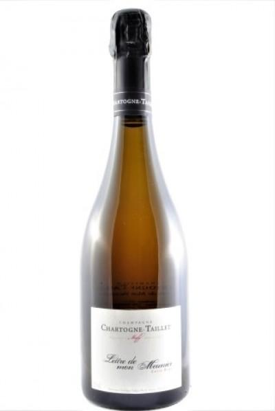 Champagne Chartogne Taillet, Lettre de Mon Meunier