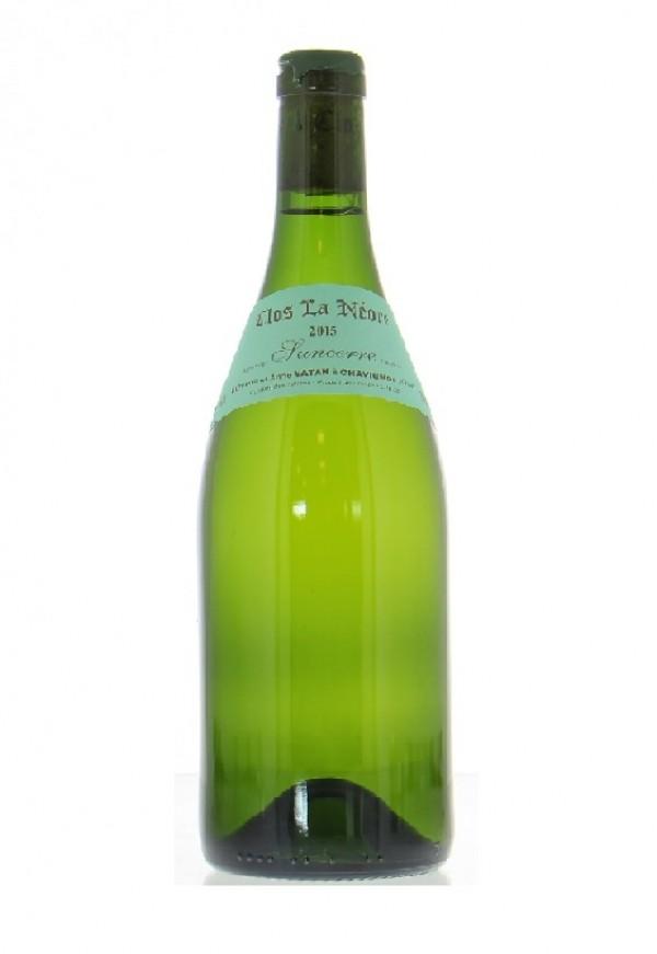 wine bottle Edmond Vatan, Francia