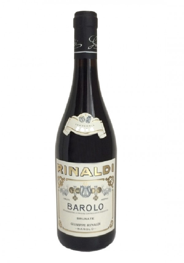 wine bottle Giuseppe Rinaldi, Italia