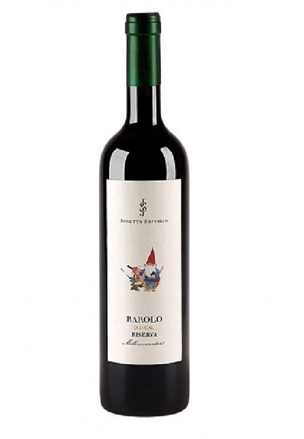 wine bottle Josetta Saffirio, Italia