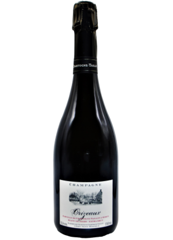 wine bottle Chartogne-Taillet, Francia
