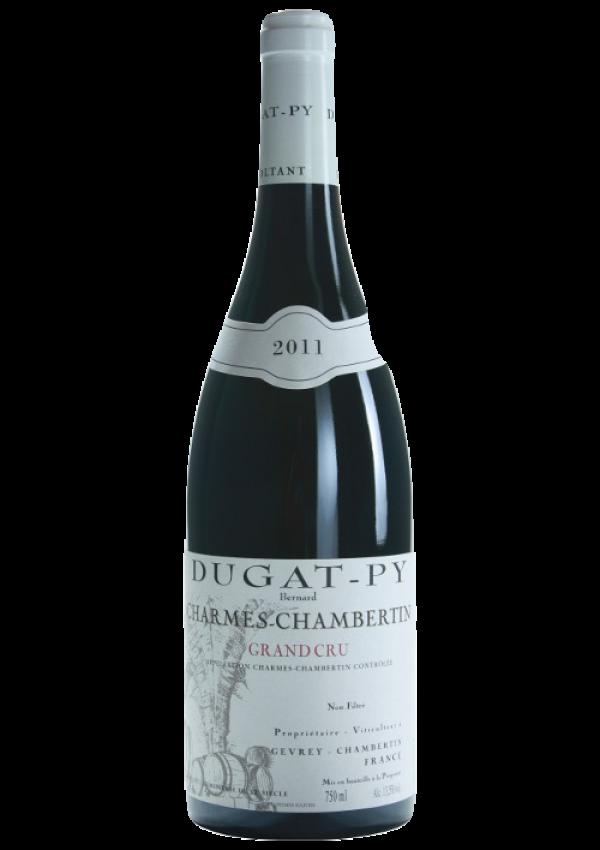 wine bottle Dugat Py, Francia