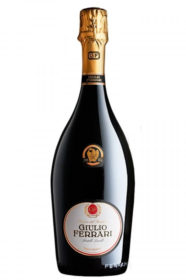 wine bottle Ferrari, Italia