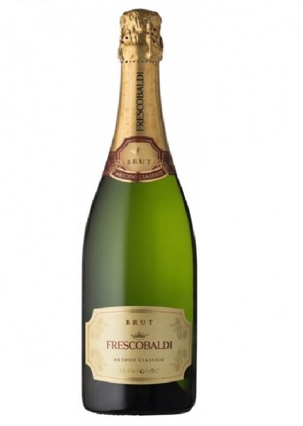 wine bottle Frescobaldi, Italia