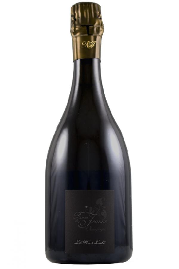 wine bottle Cedric Bouchard, Francia